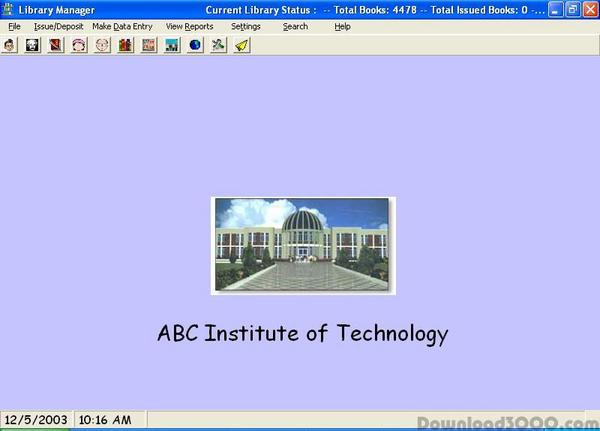 Library Manager 7 9 9 free download